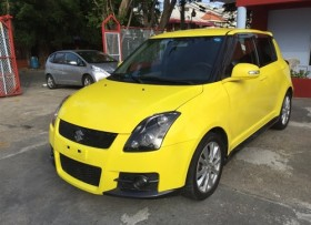 Suzuki Swift Sport 2010