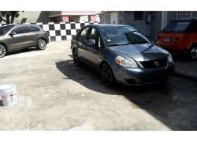 Suzuki Sx4 2010 poco millage 47k full labol