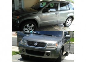 Suzuki gran vitara 2006