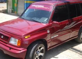 Suzuki sidekick 1995 el mas nuevo de todo