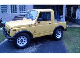 Suzuki sj 410 hecho pickup