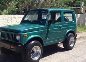 Suzuki sj410 13 std 4x4 4 cambios