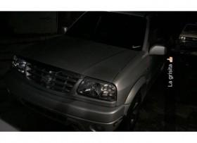 Suzuki vitara xls 2001
