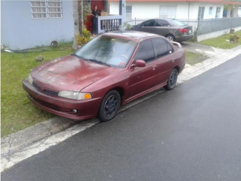 Sv Mitsubishi mirage 18 aut 1999 1200 omo