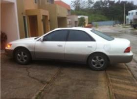 Svd lexus es300 1996