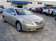 TOYOTA CAMRY XLE 2007 FULL