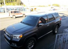 TOYOTA 4RUNNER 2010 PAGOS DESDE 350