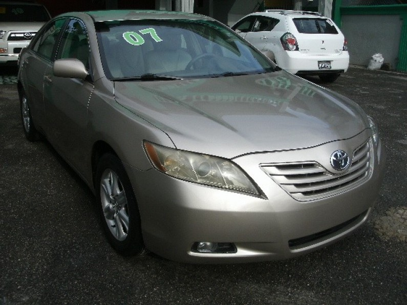 toyota camry 2008 de venta en republica dominicana. Black Bedroom Furniture Sets. Home Design Ideas