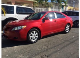 TOYOTA CAMRY 2007 INMACULADO