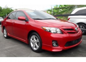 TOYOTA COROLLA SPORT TIPO S ′LIKE NEW