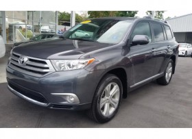 TOYOTA HIGHLANDER LIMITED 2013 POCO MILLAGE