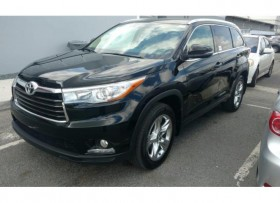TOYOTA HIGHLANDER LIMITED 2016