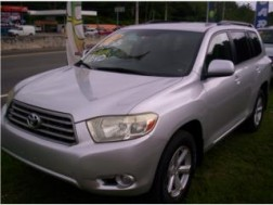 TOYOTA HIGHLANDER LIMITED 3FILAS 2AIRES