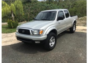 TOYOTA TACOMA 2004 4X4 OFF ROAD 4 PUERTAS