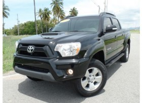 TOYOTA TACOMA TRD SPORT 4X4 2015 WOW BRUTAL