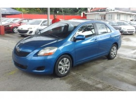 TOYOTA YARIS 2009 STD AIRE