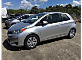 TOYOTA YARIS 2014 -HATCH BACK