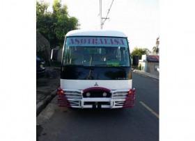 Tengo minibus mitsubishi esta en buen estado