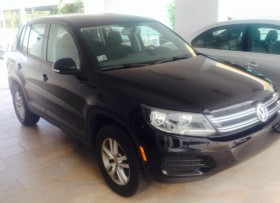 Tiguan S Certified Pre Owned 2014