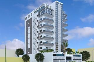 Torre De Apartamentos En Alma Rosa I
