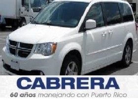 Town &Country Touring en LIQUIDACION