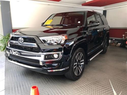 Toyota 4 Runner 2017
