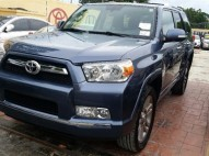 Toyota 4 Runner Limited 2012