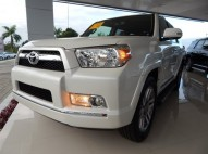 Toyota 4 Runner Limited 2013