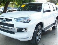 Toyota 4 Runner Limited 2014 Blanca