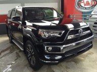 Toyota 4 Runner Limited 2014