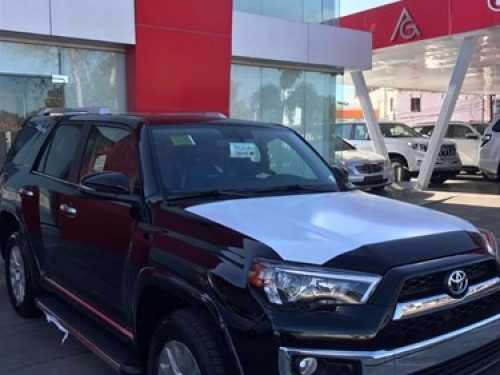 Toyota 4 Runner Limited 2017