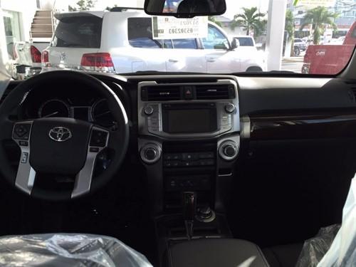 Toyota 4 Runner Limited 2017