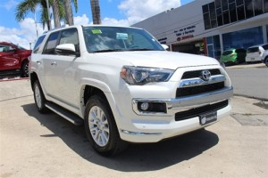 Toyota 4 Runner Limited 2018