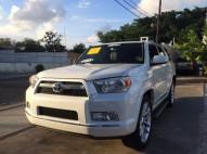 Toyota 4Runner 2011 Blanco SR5