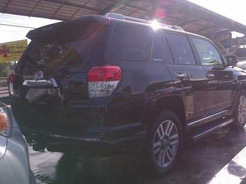 Toyota 4Runner Limited 2010