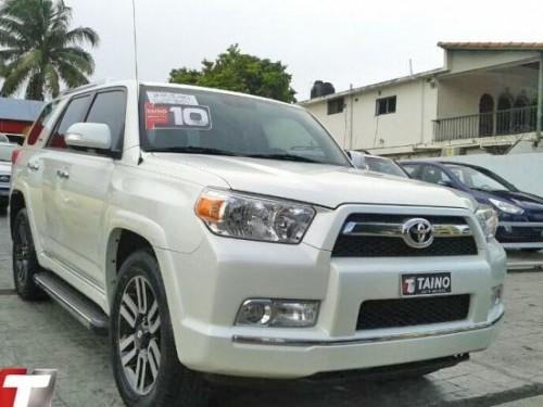 Toyota 4Runner Limited 2010