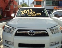 Toyota 4Runner Limited 2011