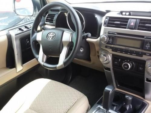 Toyota 4Runner SR5 2011