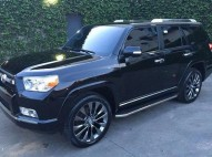 Toyota 4runner 13 limited