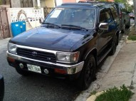 Toyota 4runner 1992 4X4 Limited Gas impecable