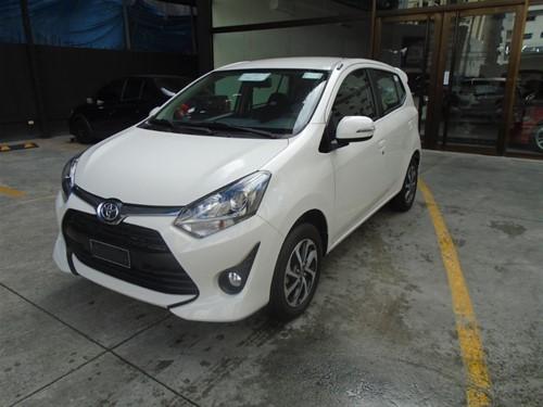 Toyota Agya2019