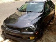 Toyota Altezza 2001 totalmente Nuevo y no gasta nada