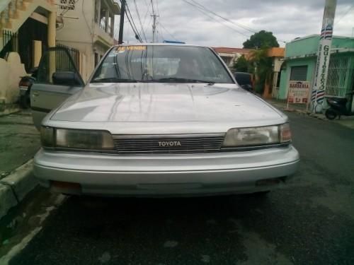 Toyota Camry 1991 Station Wagon Nitida