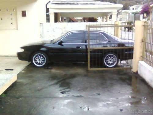 toyota camry 1996 super carro en venta en san cristobal. Black Bedroom Furniture Sets. Home Design Ideas