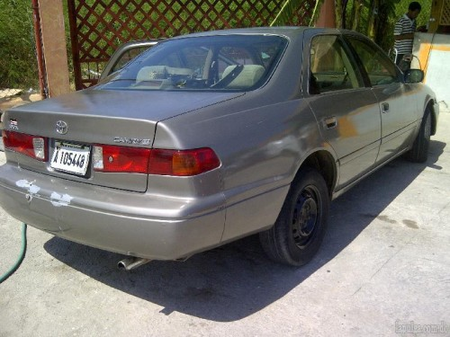 toyota camry 2000 super carro en venta santo domingo 142518. Black Bedroom Furniture Sets. Home Design Ideas