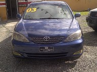 Toyota Camry 2003 Excelentes Condiciones Llevatelo Con 150 Mil