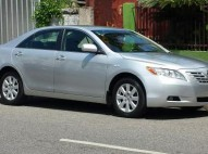 Toyota Camry 2007 Delta Comercial