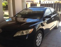 Toyota Camry Negro 2007 Impecable Full