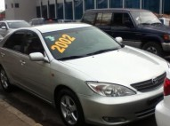 Toyota Camry XLE 2002