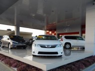 Toyota Camry XLE 2012
